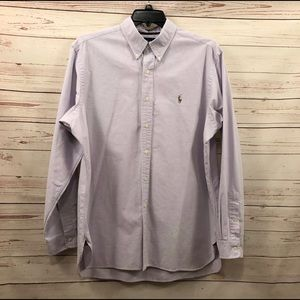 Ralph Lauren XL Classic Fit Button Down Shirt